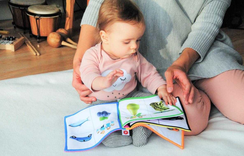 dítě a knížka