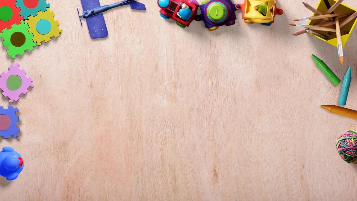 hračky pro dítě