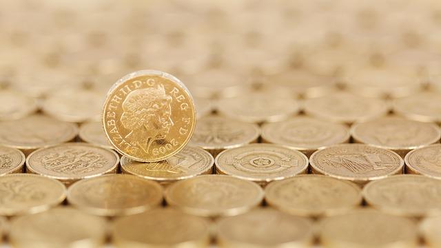 Elizabeth na mincích